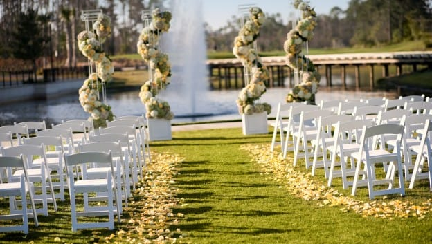 outdoor venues at waldorf orlando