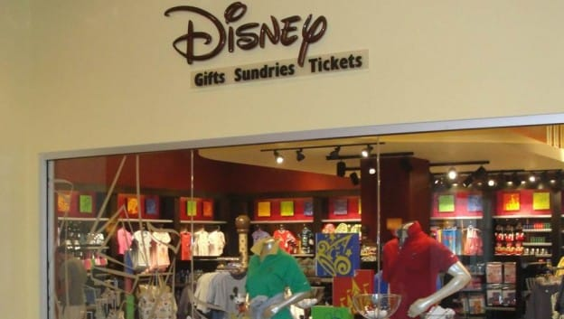 Disney Gifts, Sundries & Tickets Store